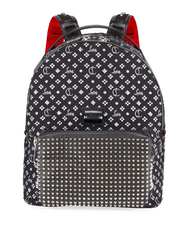 7e6979986ff Buy christian louboutin backpacks for men - Best men's christian ...