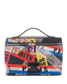 Christian Louboutin Men's Kypipouch Loubiballage Graphic Logo