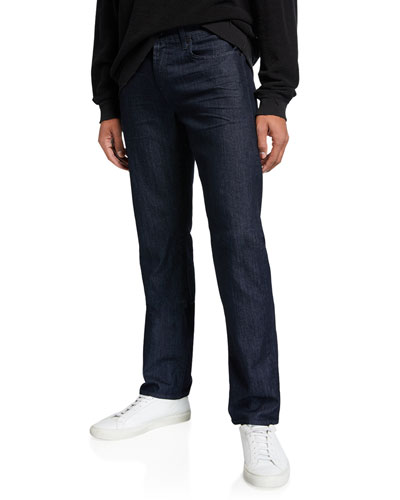 Men's Slimmy Straight-Leg Jeans in Executive Wash