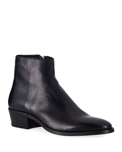 Men's Ludlow Leather Ankle Boot