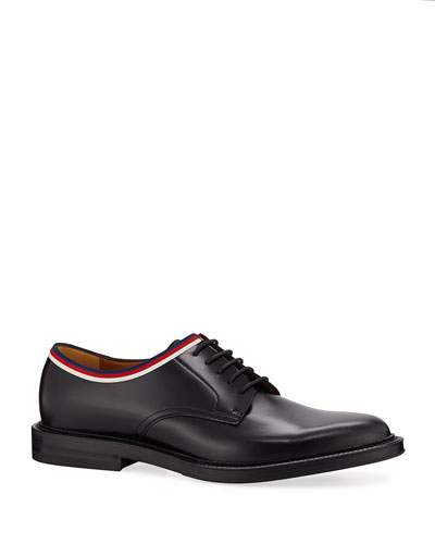 Men's Beyond Leather Lace-Up Shoes