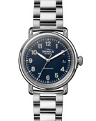 Shinola Men's 39.5mm Runwell Automatic Bracelet Watch