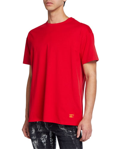 Men's Relaxed-Fit Jersey T-Shirt