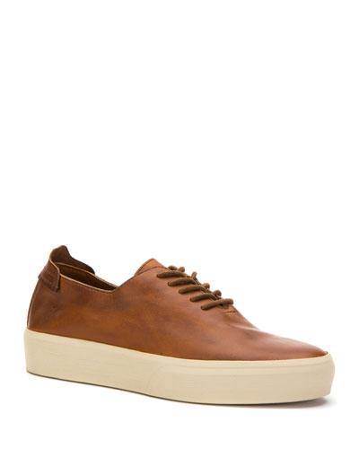 Men's Beacon Leather Low-Top Sneakers