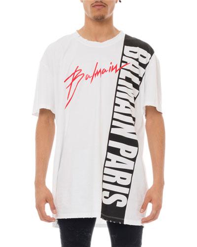 687bc32c36 Balmain Tshirt | Neiman Marcus