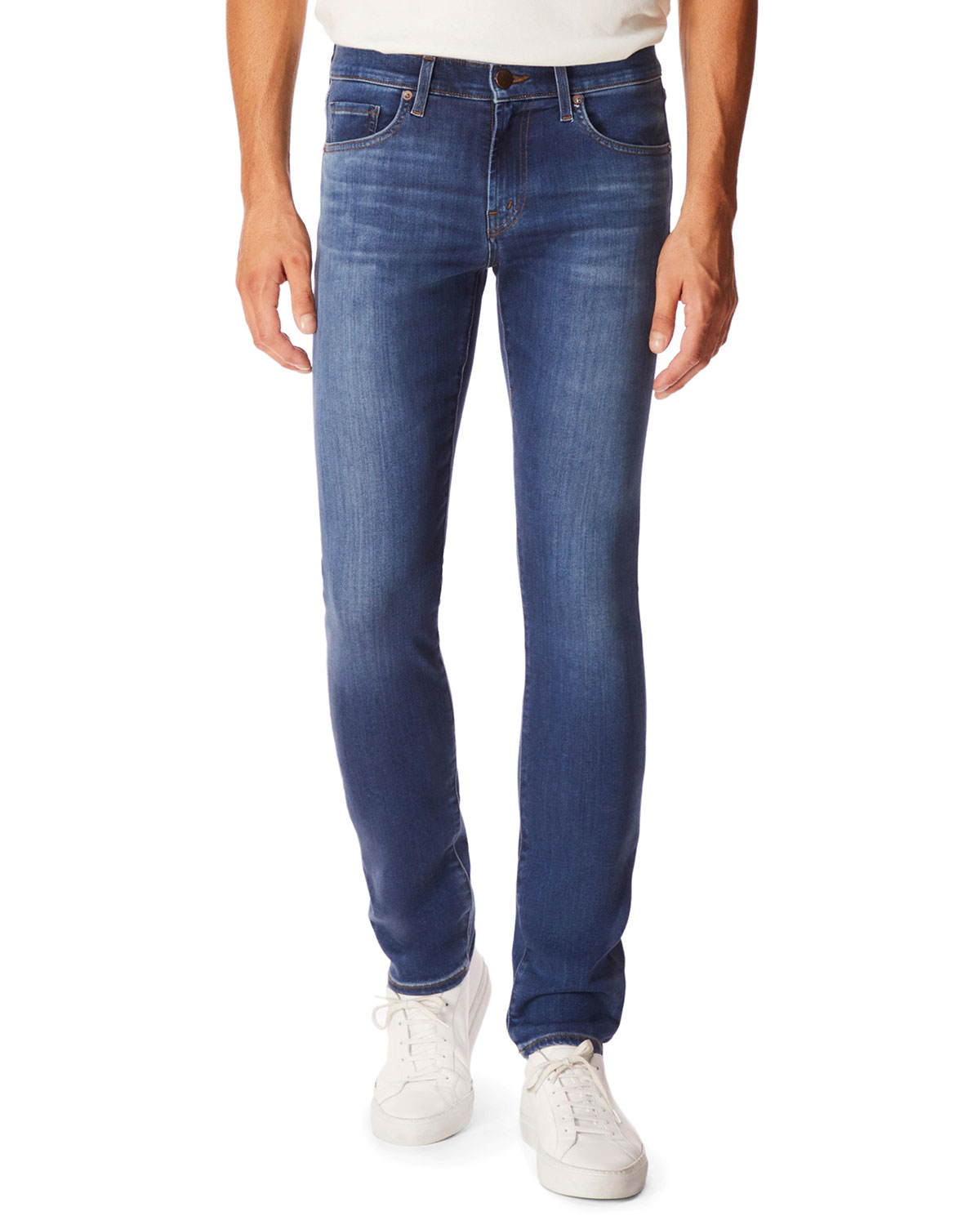 J Brand Jeans MEN'S TYLER SLIM-FIT SERIOUSLY SOFT JEANS