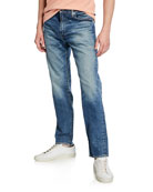 Levi's Made & Crafted Men's 502?? Regular-Fit Tapered