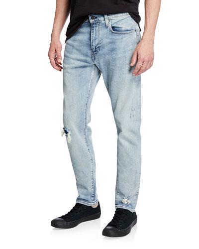Men's 512™ Slim Tapered Knee-Rip Jeans