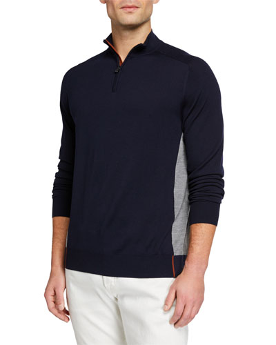 Men's Matches Athletic-Inspired Sweater