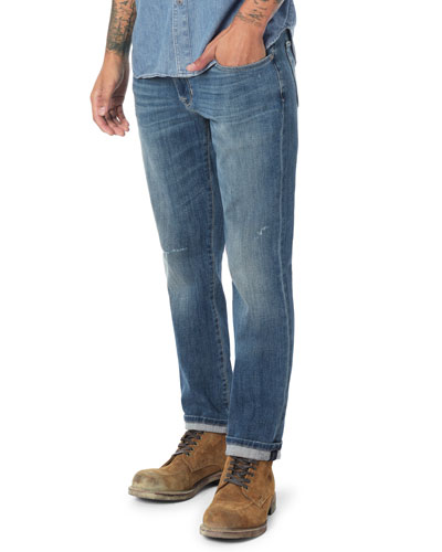 Men's Brixton Slim-Straight Jeans