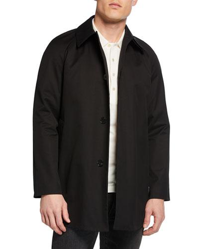 Men's Ronald Short Water-Resistant Jacket