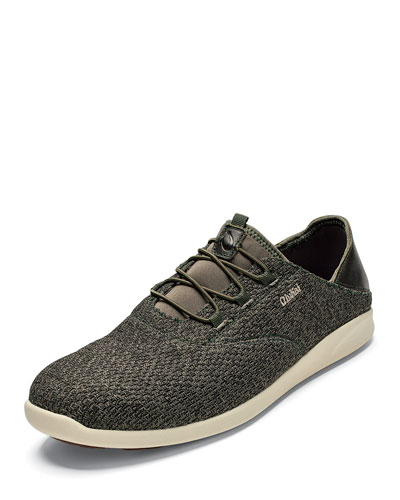 Men's Alapa Li Slip-On Mesh Sneakers, Olive