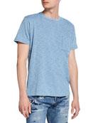Levi Strauss & Co Men's Heathered Pocket T-Shirt