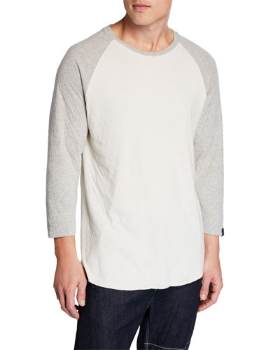 1c57077b Quick Look. Rag & Bone · Men's Rigby Baseball Cotton Tee