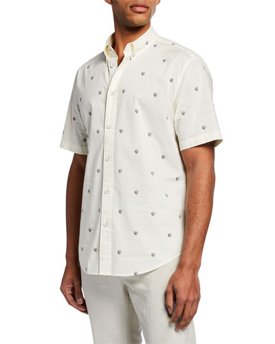 Men's Tomlin Fit 2 Slim Short-Sleeve Sport Shirt