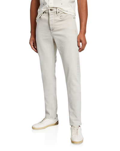 Men's Standard Issue Fit 2 Mid-Rise Broken Twill Jeans
