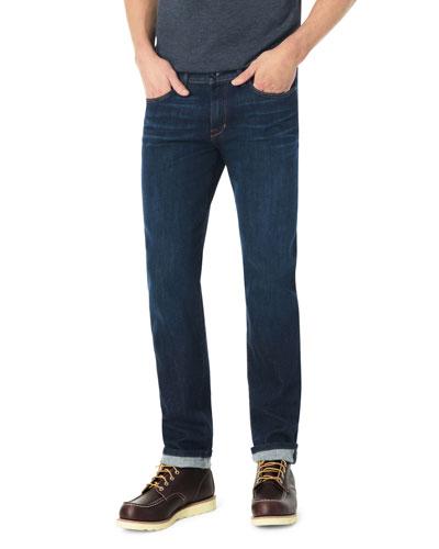 Men's The Brixton Slim Straight Denim Jeans