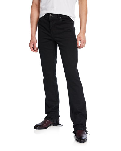 5c63a8c9c57 5 Pocket Distressed Jeans | Neiman Marcus