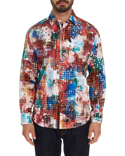 Men's Long-Sleeve Utopia Sport Shirt