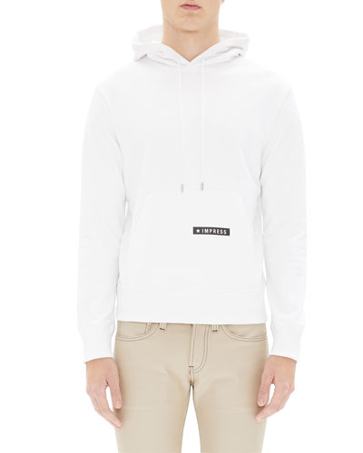Men's Worldwide Graphic-Back Hoodie