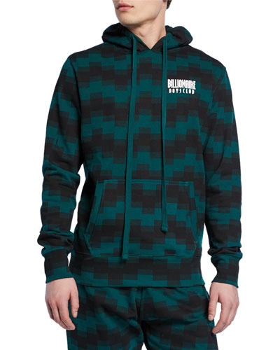 Men's Digi Graphic Pullover Hoodie