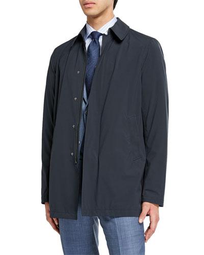 Men's 3-Way Stretch Top Coat