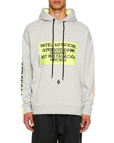 Men's Contaminacion Pullover Hoodie