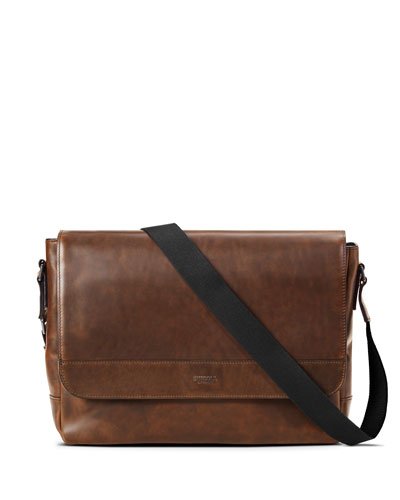 c241eb23678 Quick Look. Shinola · Men s Slim Navigator Leather Messenger Bag