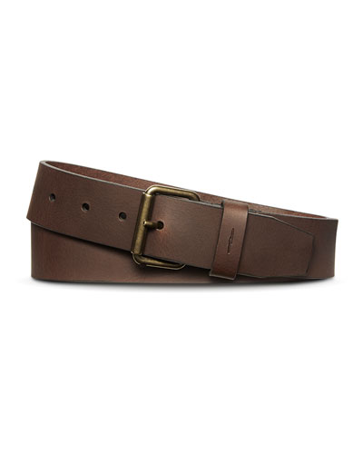 Men's Rambler Bridle AG Leather Belt