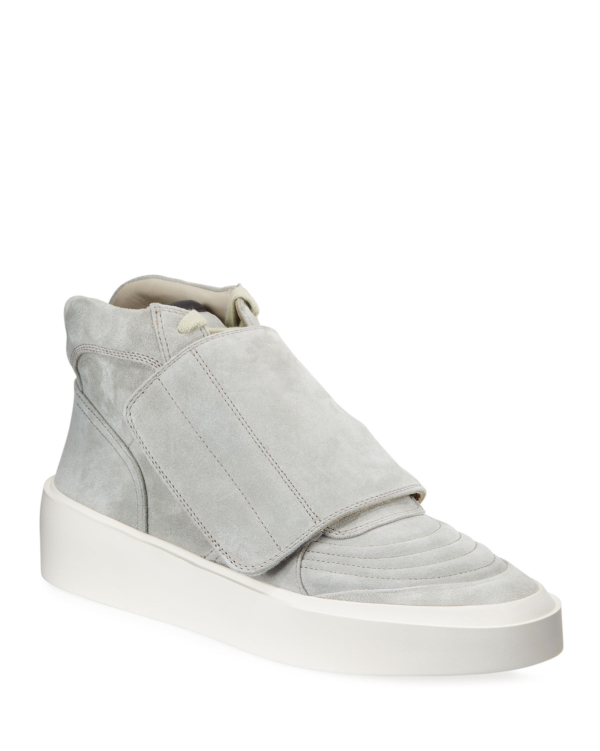 Fear Of God Sneakers MEN'S SKATE MID-TOP SUEDE SNEAKERS