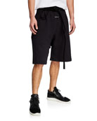 Fear of God Men's Cotton Lounge Shorts