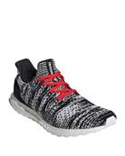 Adidas x missoni Men's UltraBOOST Running Sneaker, Black/Red