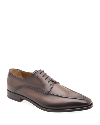 Men's Colombo Leather Derby Shoes