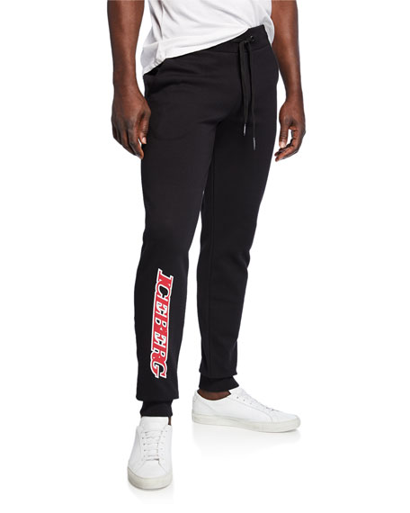 Iceberg Men's Logo Sweatpants