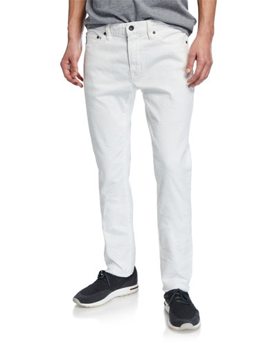 Men's Wight-Fit Skinny-Fit Denim Jeans