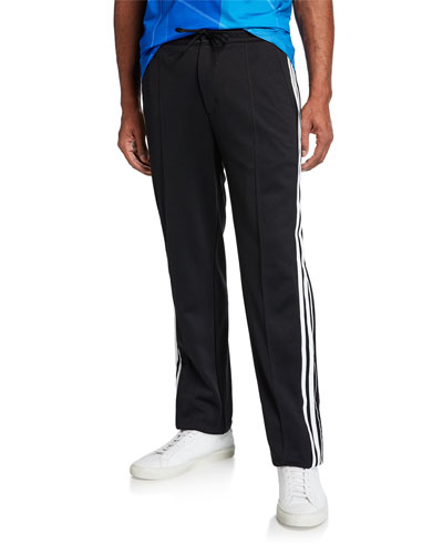 Men's Striped Track Pants