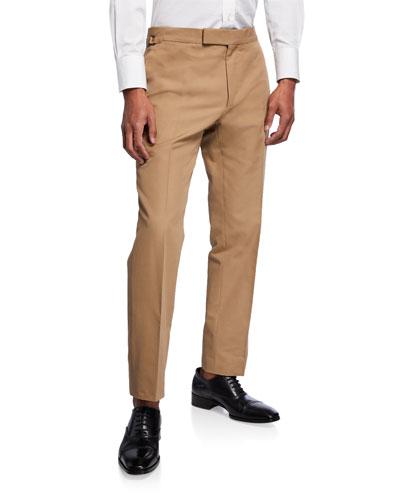 Men's Shelton Tapered Twill Pants