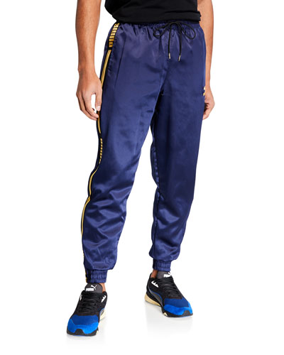 Men's Luxe Pack Satin Track Pants