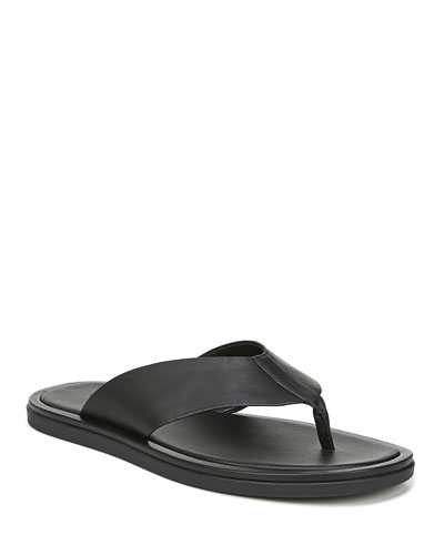 Men's Dean Leather Thong Sandal