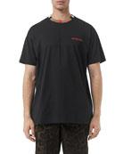 Burberry Men's Jayson Icon Stripe T-Shirt