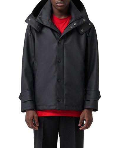 aca6d5c3967c Hooded Rain Jacket | Neiman Marcus