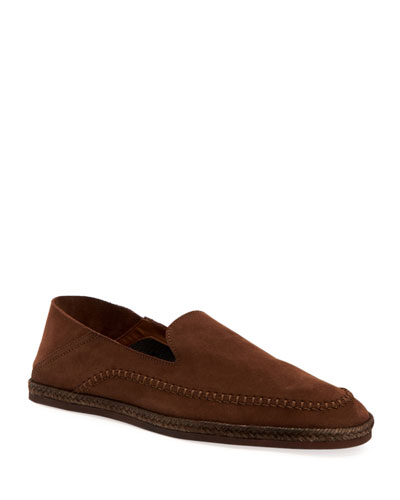 Men's Nick Suede Loafers