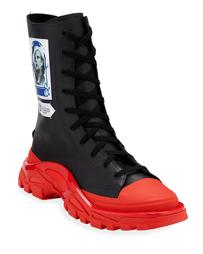 Men's RS Detroit High Boot Sneakers
