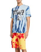 Mauna Kea Men's Tales From Maunakea Tie-Dye T-Shirt