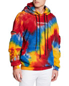 Mauna Kea Men's Special Logo Multi-Pocket Hoodie