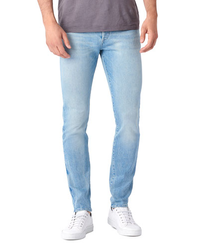 Men's Hunter Light-Wash Skinny Jeans