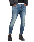 G-Star Men's D-Staq Slim Jeans