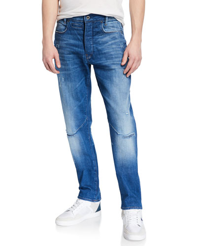 Men's D-Staq Tapered Jeans