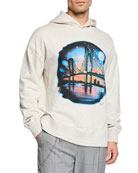 Ovadia & Sons Men's Mack Wilds Pullover Hoodie