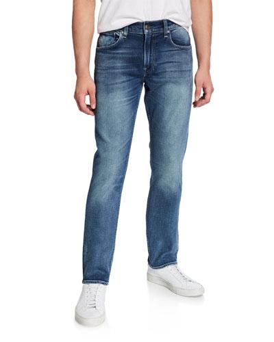 Men's Byron Classic Straight-Leg Jeans